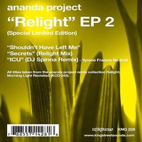 Relight EP2 — Ananda Project