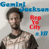 Rep Yo City - Single — Gemini Jackson