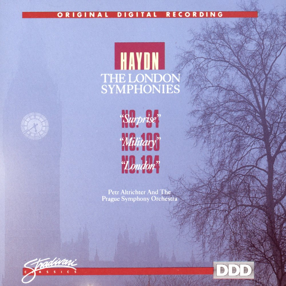 symphony number 94 Symphony 94, full score sheet music - orchestra sheet music by franz joseph haydn: universal edition shop the world's largest sheet music selection today at.