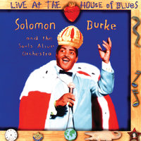 Live At The House Of Blues — Solomon Burke