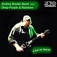 Live in Hard! — Andrea Braido Band