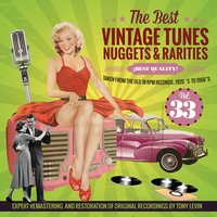 The Best Vintage Tunes. Nuggets & Rarities ¡Best Quality! Vol. 33 — сборник