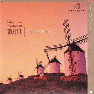 Kenneth Weiss - Sonata in a minor, K. 7: Presto