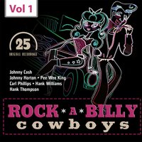 Rockabilly Cowboys, Vol. 1 — сборник