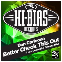 Better Check This Out — Luca Debonaire, Don Corleone