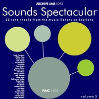 Sounds Spectacular: 25 Amazing P.L.M.C. Music Library Tracks, Volume 3 — сборник