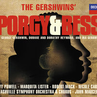 Gershwin: Porgy & Bess - Original 1935 Production Version — Marquita Lister [Soprano], The Nashville Symphony Orchestra [Orchestra], Alvy Powell [Bass], John Mauceri [Conductor], John Mauceri, Marquita Lister