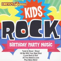 Kids Rock Birthday Party Music — The Hit Crew