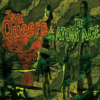"Split 7"" - EP — The Queers, Atom Age"