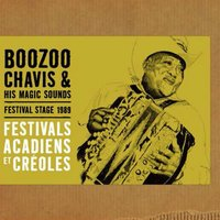 Festival Stage 1989 - Festivals Acadiens Et Créoles — Boozoo Chavis, His Magic Sounds, Boozoo Chavis & His Magic Sounds