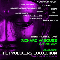 The Producers Collection Richard Vasquez aka dr.Love — LUCA  DORIA