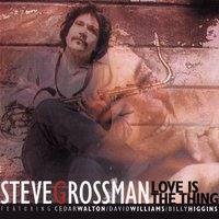 Love Is The Thing — Steve Grossman