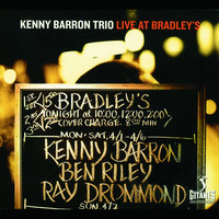 Live At Bradley's — Kenny Barron