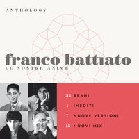 Anthology - Le Nostre Anime — Franco Battiato