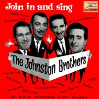 Vintage Vocal Jazz / Swing No. 92 - EP: Join In And Sing — The Johnston Brothers