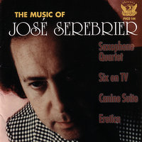 The Music Of José Serebrier — José Serebrier