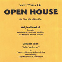 Open House Soundtrack — Dan Mirvish, Lawrence Maddox, Joe Kraemer, Andrew Melton