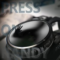 A Ghost with a Fish Eye Lens — Press on Randy