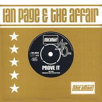 Prove It EP — Ian Page, The Affair