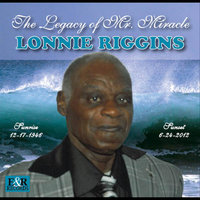 The Legacy of Mr. Miracle — Lonnie Riggins