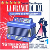 La France du bal vol.1 (Les tops de l'accordéon) — сборник