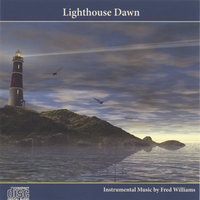 Lighthouse Dawn — Fred Williams