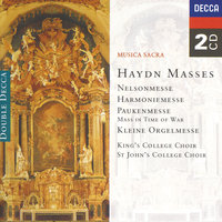Haydn: 4 Masses — London Symphony Orchestra, Academy of St. Martin in the Fields, Sir David Willcocks, George Guest, Choir Of St. John's College, Cambridge, The Choir Of King's College, Cambridge