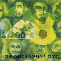 Video Games & Popsicle Sticks — 28-200