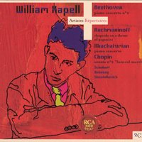 Piano Music — William Kapell