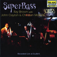 SuperBass — Ray Brown, John Clayton, Christian McBride