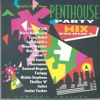 Penthouse Party Mix Vol.4 — Delano Thomas