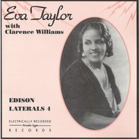 Eva Taylor with Clarence Williams — Clarence Williams, Eva Taylor