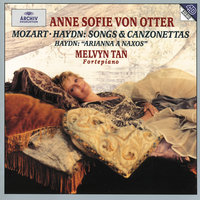 Haydn / Mozart: Songs and Canzonettas — Anne Sofie Von Otter, Melvyn Tan