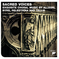 Sacred Voices - Music of the Renaissance — The New Company