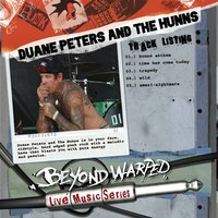 Live Music Series — Duane Peters & The Hunns