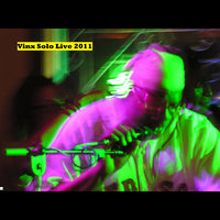 Vinx Solo Live 2011: The Sharon Arts Center — Vinx
