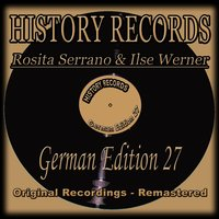 History Records - German Edition 27 — Rosita Serrano, Ilse Werner