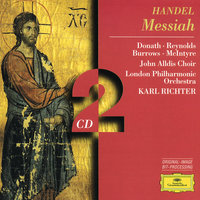 Handel: Messiah — London Philharmonic Orchestra, Karl Richter