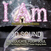 3d Sound Guided Meditation I Am 2 Remove Negative Blocks Re-Educate Your Soul With the Healing Powers of Tibetan Singing Bowls — Paul Santisi