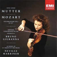 Mozart - Concertos — Вольфганг Амадей Моцарт, Anne-Sophie Mutter, Alexis Weissenberg, Anne-Sophie Mutter/Bruno Giuranna/Sir Neville Marriner