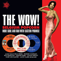 The Wow! - More Soul and R&B with Eastern Promise (Belgium Popcorn) — Roy Hamilton
