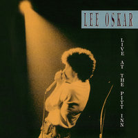 Live At The Pitt Inn — Lee Oskar