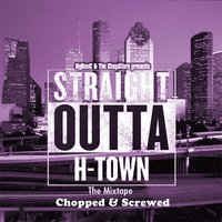 Str8 out of Htown-Chopped & Screwed — OG Ron C