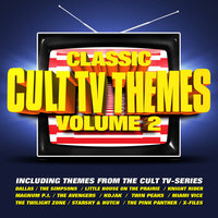 Classic Cult TV Themes Vol. 2 — Soundtrack & Theme Orchestra