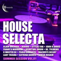 House Selecta Summer Session, Vol. 1 — сборник