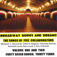 Broadway Hopes and Dreams, Vol. One & Two — сборник