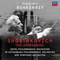 Shostakovich: The Symphonies — Владимир Ашкенази