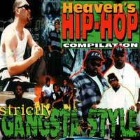 HHH Vol. 1 - Strictly Gangsta — Various Artists - Grapetree Records