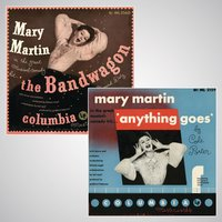 Anything Goes / The Bandwagon — Mary Martin, Studio Casts of Anything Goes / The Bandwagon (1950)