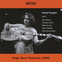 Mede — Paolo Angeli